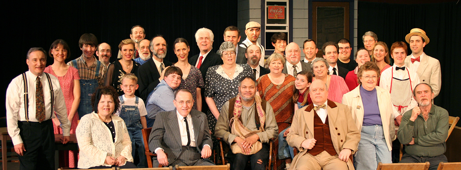 Cast of Inherit the Wind