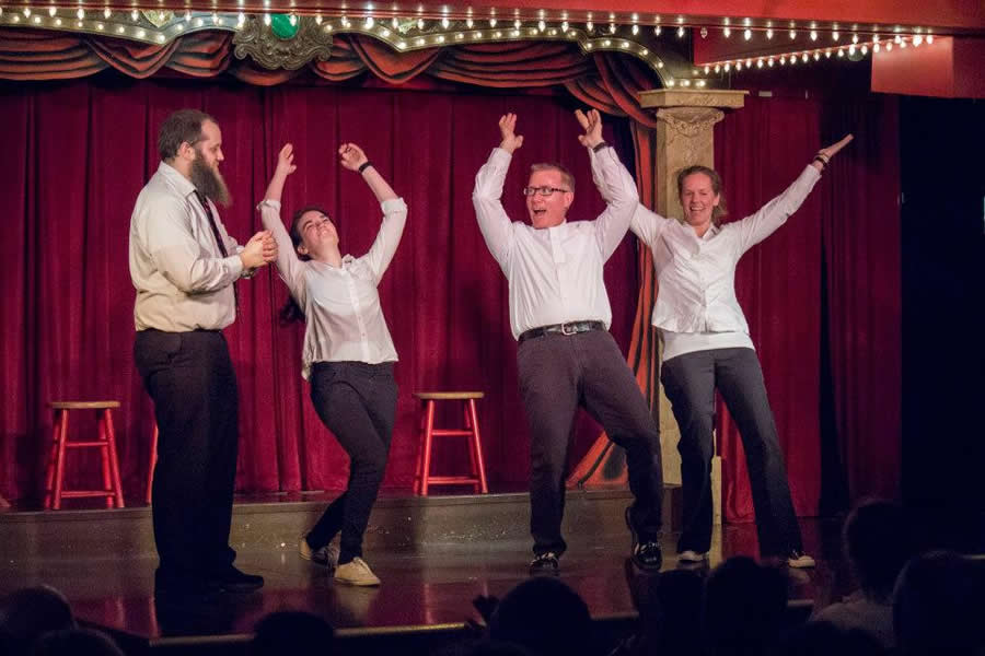 The Middle Child Improv Troupe